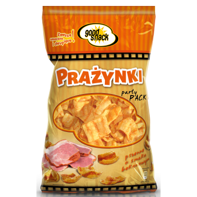 PARTY PACK - BACON 120g
