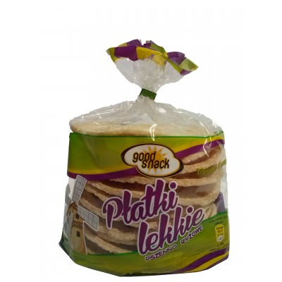 RICE WHEAT CAKES 58g