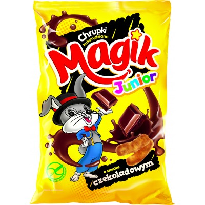 MAGIK JUNIOR - CHOCOLATE 60g