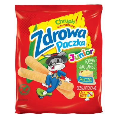 ZDROWA PACZKA JUNIOR - STICKS WITH MILLET GROAT 45g