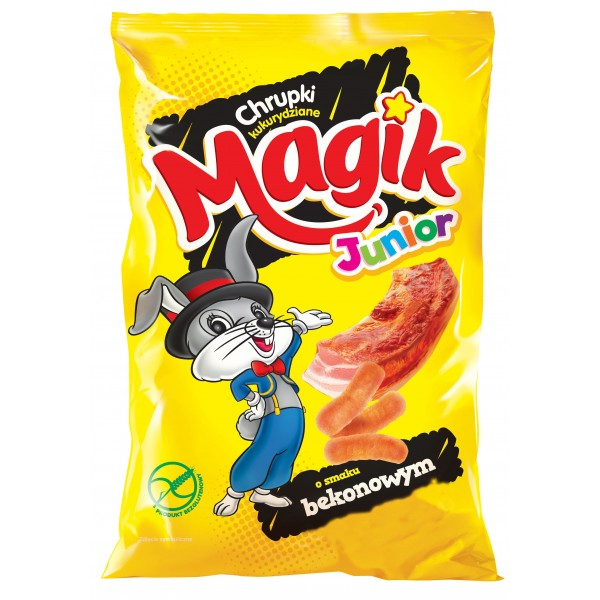 MAGIK JUNIOR BEKONOWY 60g