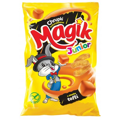 MAGIK JUNIOR -TOFFEE 60g