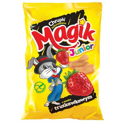MAGIK JUNIOR - STRAWBERRY 60g